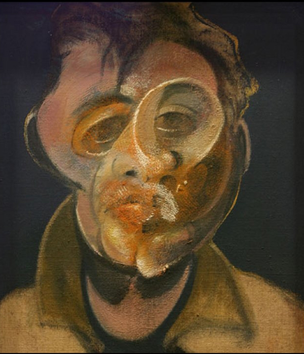 francis bacon autoritratto